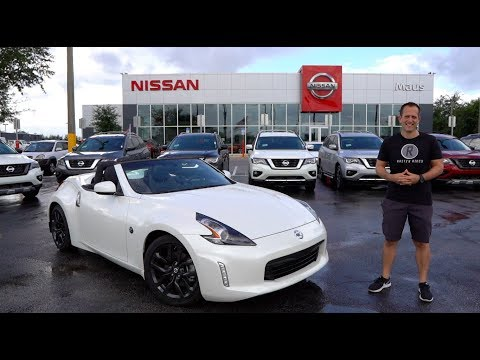 Does the 2019 Nissan 370Z Roadster deserve a FINAL look?