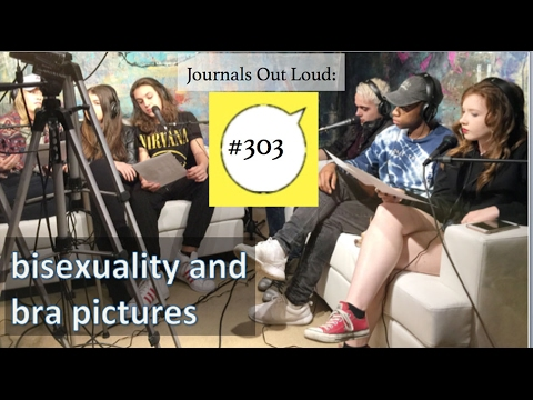 Journals Out Loud - bisexuality & bra-pictures
