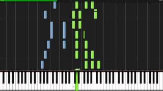 Happy Birthday to You [Piano Tutorial] (Synthesia)