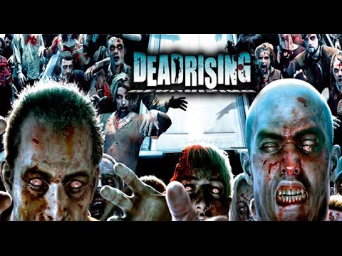 Dead Rising All Cutscenes HD GAME