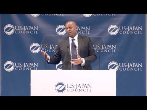 Day I - Keynote Address from U.S. Secretary of Transportation Anthony Foxx