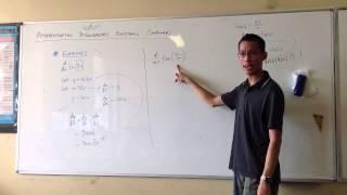 Differentiating Trigonometric Functions - examples
