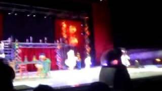 Disney on Ice presenta: ¡Celebremos! [México, Auditorio Nacional] Parte 1