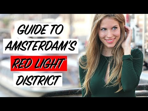 What NOT To Do in Amsterdam's Red Light District | Travel Gu