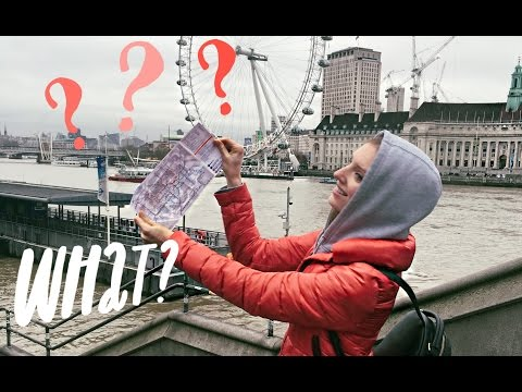 VLOG 21: Hello, London! Am I in the Wonderland??? ✨ 12.12.16