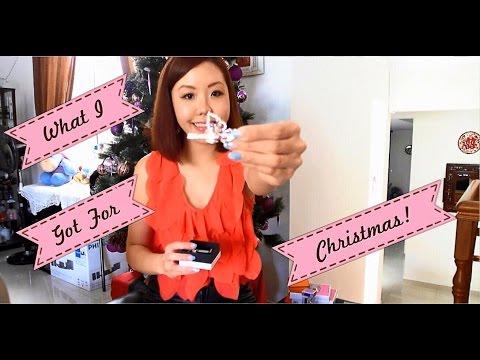 What I Got For Christmas ❄2014❄ | Bethany Mota, Stilababe09, Mylifeaseva