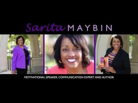 Sarita Maybin Motivational Speaker Sizzle Reel