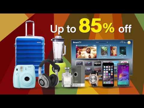 Lazada.sg 12-12 Sale - Online Revolution!