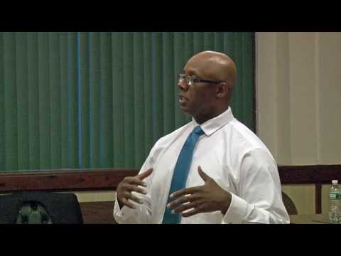 William Hughes, Jr. Comments on Race Relations in Columbia County