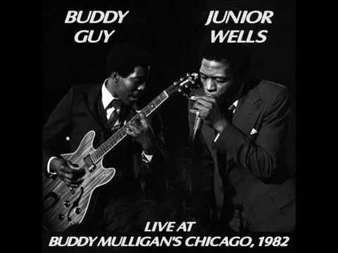 Buddy Guy & Junior Wells: Live in Chicago 1982