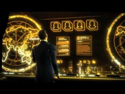 Deus Ex: Human Revolution 'World Of 2027' trailer
