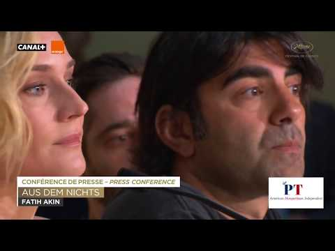 DIANE KRUGER (IN THE FADE)  Press Conference Cannes 2017