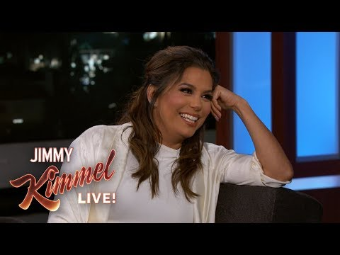 Eva Longoria on Pregnancy, Delivery Plans & Desperate Housewives Reboot