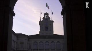 Quirinale: Consultazioni del Presidente della Repubblica 12 Aprile