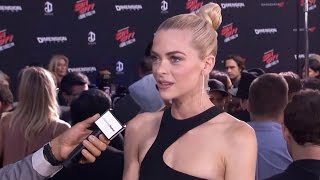 'Sin City: A Dame to Kill For' | Jaime King on the Red Carpet