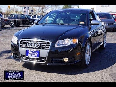 Audi S V Speed Quattro YouTube - 2006 audi s4