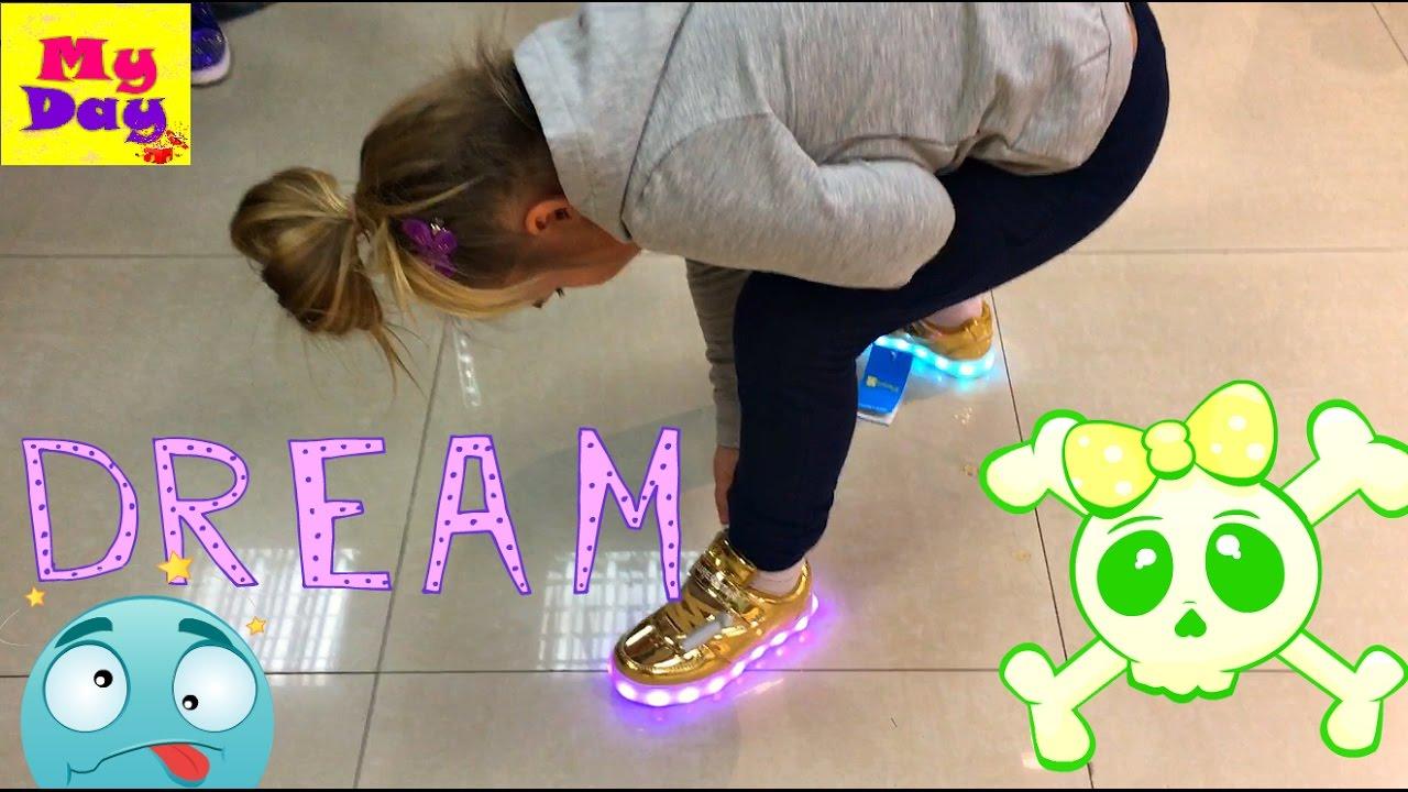 Детские кроссовки с АлИЭкспресс - YouTube
