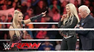 Charlotte clears the air about Charles Robinson: Raw, May 2, 2016
