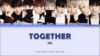 SF9 - Together -Japanese ver.-