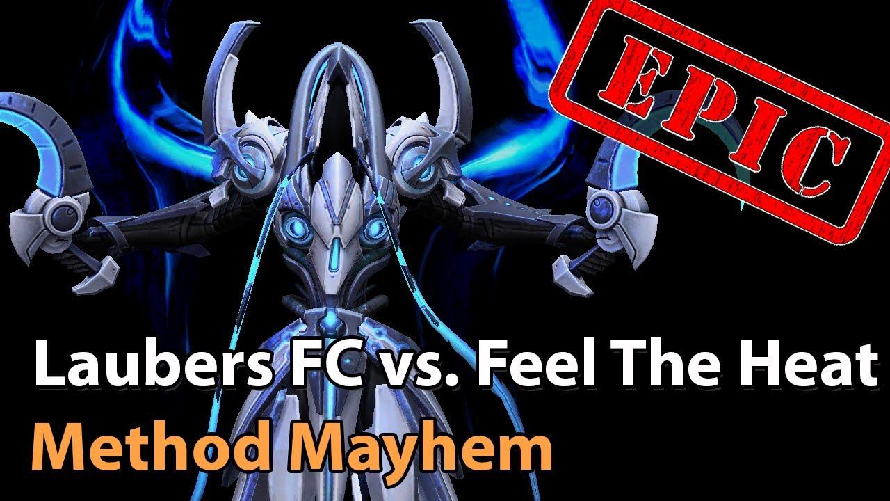 ► EPIC Laubers Fanclub vs. Feel The Heat - Method Mayhem WB Final - Heroes of the Storm Esports