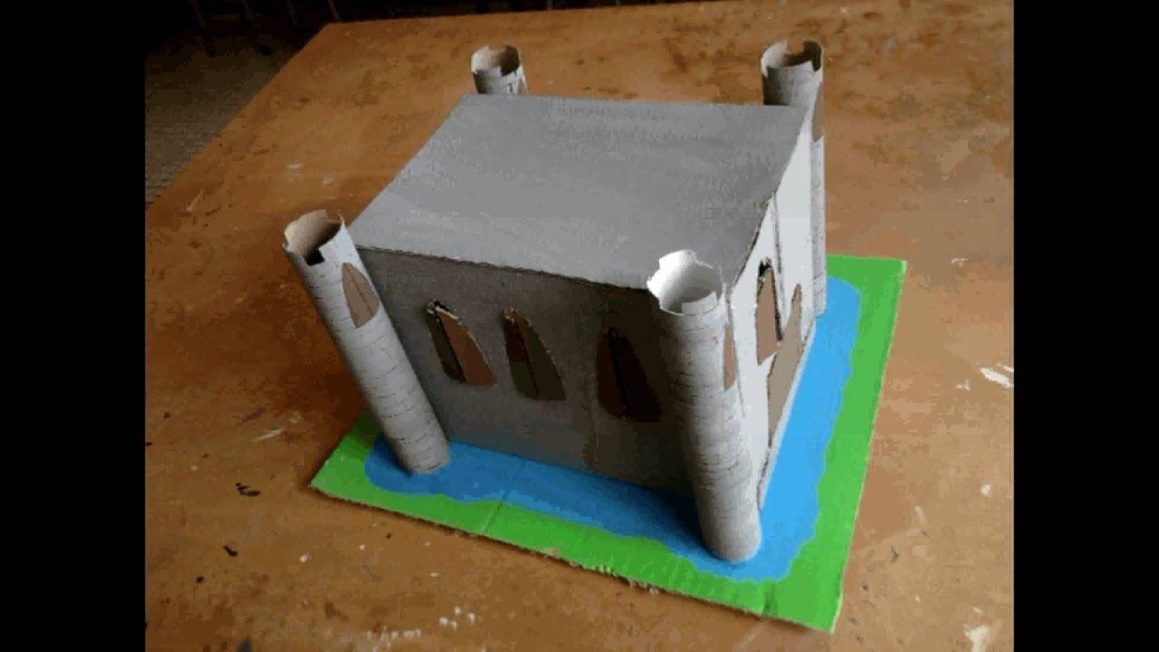 Taller artesan a 09 10 proyectos con papel y cart n youtube Como crear un proyecto