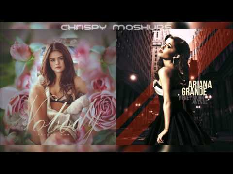 [FOR MANCHESTER] Selena Gomez & Ariana Grande - Nobody / Honeymoon Avenue (Mashup)