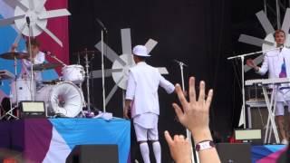Daniel Adams-Ray - Gubben i lådan (Bråvalla 2014-06-27)