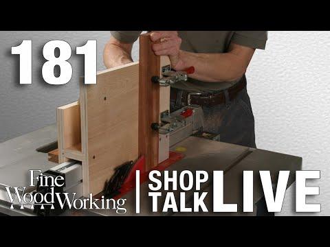STL181: Will a Jobsite Saw Cut It?
