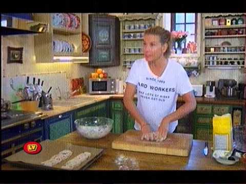 Бискотти с миндалём.Еда.Кухня.Рецепты.27.04.15.