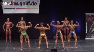 Männer Super-Schwergewicht 16. GNBF Deutsche Meisterschaft 2019