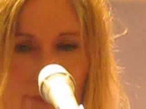 Sam Phillips - One Day Late (Live at Borders SF 2008)