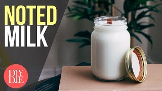Noted: Ep. 32 - Milk (DIY E-liquid Flavoring Notes)