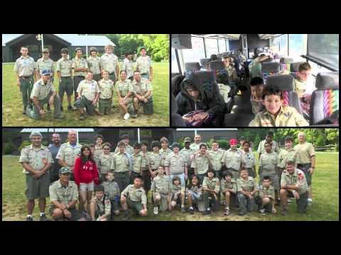 Troop 497 Boy Scout Camp Powhatan 2012