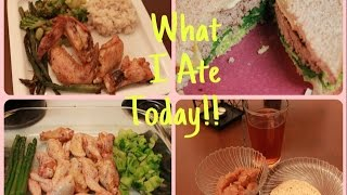 What I Ate Today (Weightloss)