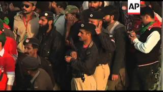 REPLAY 100,000 attend Imran Khan rally as his political momentum grows