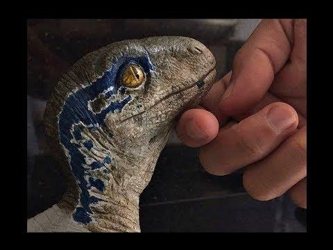 Blue - legends never die // Jurassic World