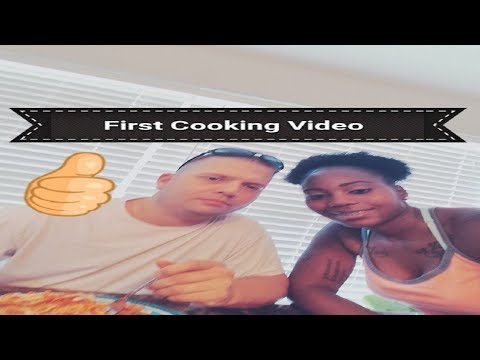 First Cooking Video