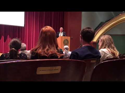 Friday Evening Sherrill Milnes Lecture (Part I)