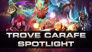 Dota 2 Trove Carafe 2017 Spotlight (Preview)