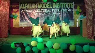 Allahi Allah kiya karo ~ Title song with dance