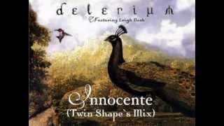 Video Delerium ft.Leigh Nash- Innocente (Twin Shape`s Remix) download MP3, 3GP, MP4, WEBM, AVI, FLV Juni 2018