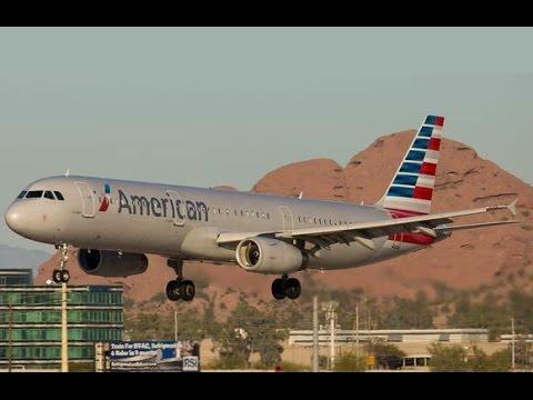 My Flight to Phoenix