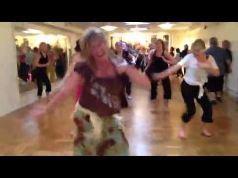 Västafrikansk dans med touch av ursprunget - ledare Isa Sundqvist