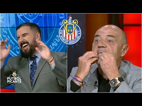 CHIVAS VS TOLUCA Chelís se calienta con Álvaro Morales por culpa de las Chivas | Futbol Picante