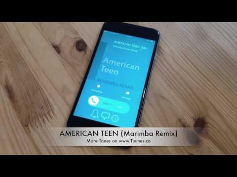 American Teen Ringtone (Khalid Tribute Marimba Remix Ringtone) • For iPhone & Android