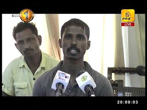 News 1st Tamil Prime Time, Wednesday,  August 2017, 8PM (16/08/2017)