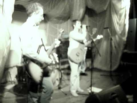 Would-Be-Goods, 'Pinstriped Rebel', Inn on the Green, 16.1.10