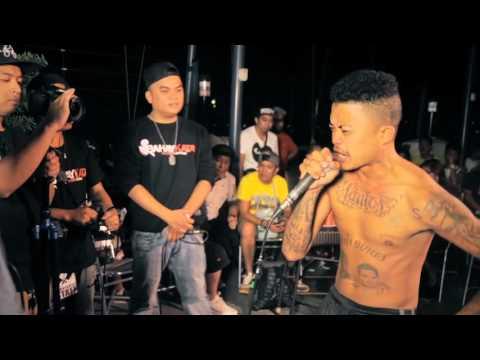 Bahay Katay - Mastafeat Vs Young One - Rap Battle @ Giniling Festival Pt. 1