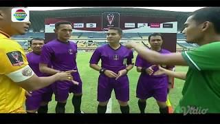 Piala Presiden 2018: PSMS MEDAN (0) VS SRIWIJAYA FC (2) - Highlight Peluang dan Gol