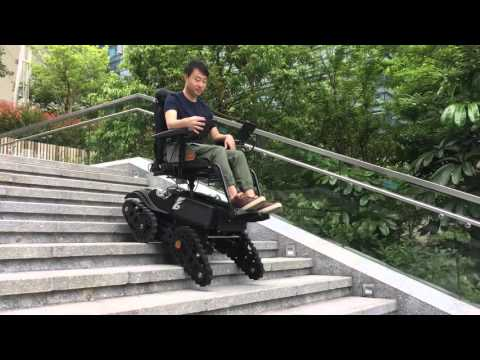 Galileo Mobility Climbing Stairs Wheelchair Doovi